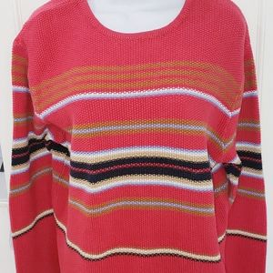 Women Vintage Eddie Bauer Sweater Size Small